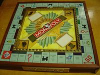 Board Game: Monopoly: 70th Anniversary Edition