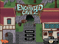 Video Game: The Enchanted Cave 2