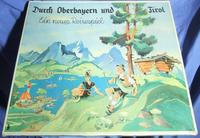 Board Game: Durch Oberbayern und Tirol: Ein neues Reisespiel