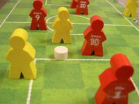 Board Game: StreetSoccer