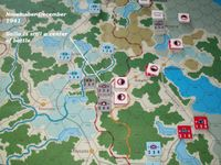 Board Game: The Finnish Front, 1941-42
