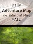 RPG Item: Daily Adventure Map 026: The Elder God Diary 9/11