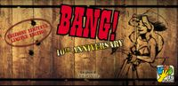 Board Game: BANG! 10th Anniversary