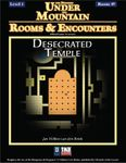 RPG Item: Rooms & Encounters: Desecrated Temple