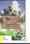Video Game: Worms Forts: Under Siege