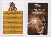 Board Game: The Gnomes of Zavandor