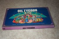 Board Game: Oil Tycoon