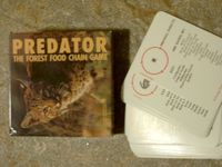 Board Game: Predator: The Forest Food Chain Game