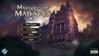 Video Game: Mansions of Madness
