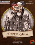 RPG Item: Letters from the Flaming Crab: Puppet Show