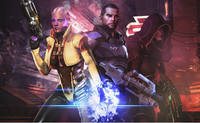 Video Game: Mass Effect 3: Omega