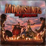 Board Game: Moonshiners of the Apocalypse