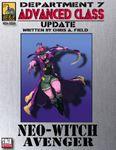 RPG Item: Neo-Witch Avenger