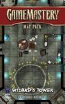 RPG Item: GameMastery Map Pack: Wizard's Tower