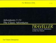 RPG Item: Adventures 01-13: The Classic Adventures