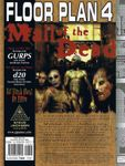 RPG Item: Floor Plan 4: Mall of the Dead