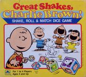 Board Game: Great Shakes, Charlie Brown!