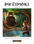 RPG Item: Bear Essentials (Second Edition)