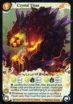 Board Game: Seasons: Crystal Titan