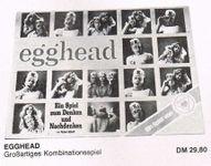 Board Game: Egghead