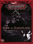 RPG Item: A Guide to Transylvania