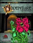 Issue: Adventure Quarterly (Issue 8 - Oct 2016)