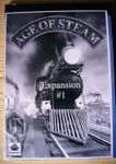 Board Game: Age of Steam Expansion #1: England & Ireland