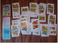 Board Game: Animal Domino Card Game