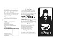 RPG Item: The Maestro D'
