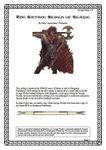 RPG Item: Savage World of Slaine