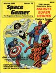 Issue: Space Gamer (Issue 70 - Jul 1984)