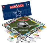 Board Game: Monopoly: Dallas Cowboys