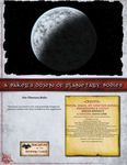 RPG Item: A Baker's Dozen of Planetary Bodies