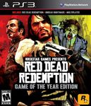 Video Game Compilation: Red Dead Redemption: Game of the Year Edition