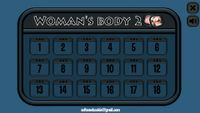 Video Game: Woman's body 2