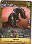 Board Game: Mage Wars: Oscuda Promo Card