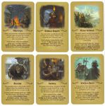 Board Game: A Castle for All Seasons: Winter Cards