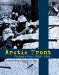 Board Game: Arctic Front: Finland's War, 1939-1944 – A Panzer Grenadier Scenario Book: Deluxe Edition