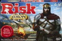 Board Game: Risk Europe