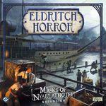 Board Game: Eldritch Horror: Masks of Nyarlathotep
