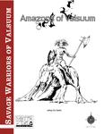 RPG Item: Amazons of Valsuum