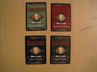 RPG Item: Player's Handbook Power Cards: Paladin