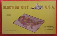 Board Game: Election City U.S.A.