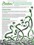 RPG: Snakes!