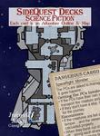 RPG Item: SideQuest Decks: Science Fiction