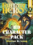 RPG Item: Fantasy Hero 6th Edition Character Pack (HD Character Pack)
