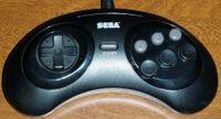 Video Game Hardware: Genesis 6 Button Controller