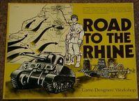 Board Game: Road to the Rhine