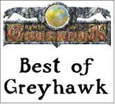 Series: Best of Greyhawk
