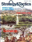 Board Game: Sideshow: The Campaign for German East Africa 1914-1918